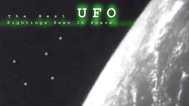 The Best NASA UFO Footage In Space. (Episode 1)