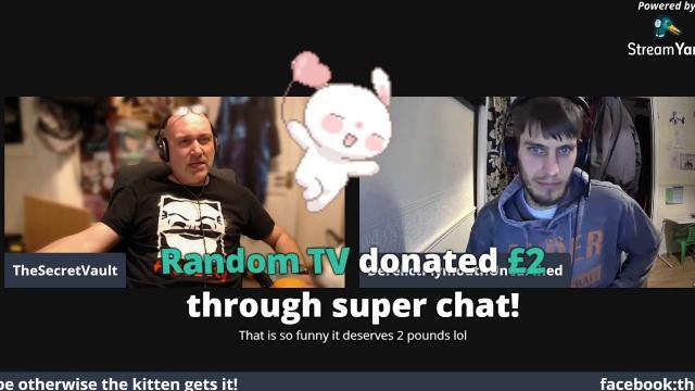 Bournemouth Random Aftershow Livestream