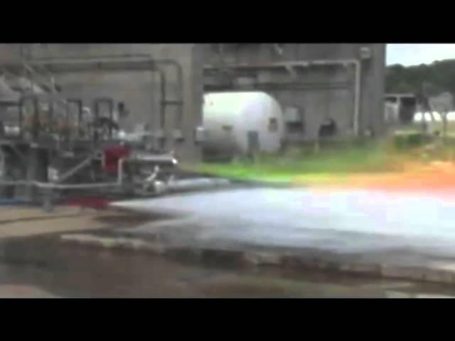 3-D Printed Rocket Injector Test Fired By NASA | Video