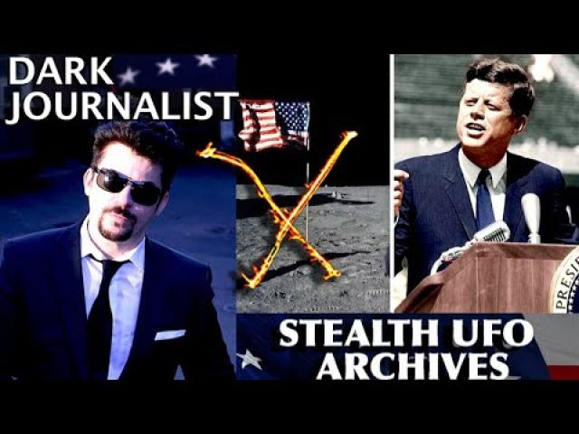 Stealth UFO Archives: X-Tech and the Presidents JFK Nixon Reagan Trump Link Revealed!