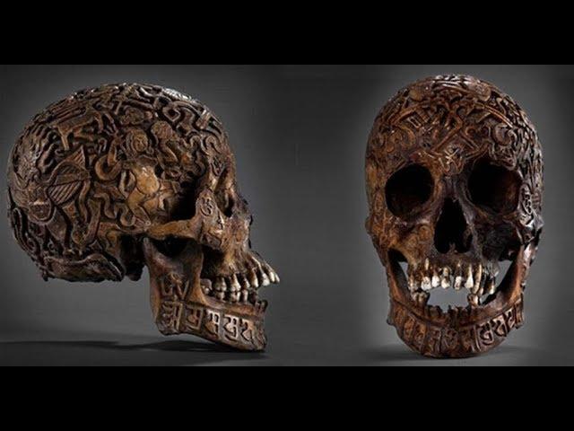 The Strangest Skulls Ever Discovered