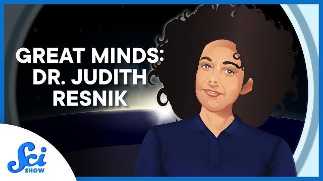 Great Minds: Dr. Judith Resnik and the Icebusters