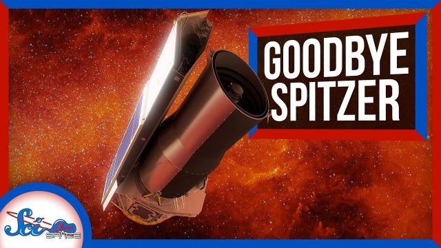 The Legacy of the Spitzer Space Telescope | SciShow News