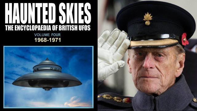 Prince Philip Collected Books And Articles About UFOs And Aliens