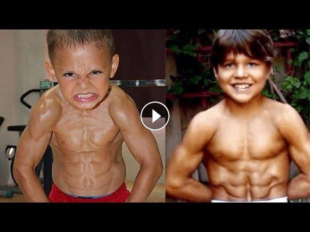 15 Most Strongest children in the World - Online Scoops
