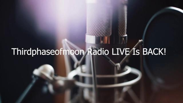 Thirdphaseofmoon LIVE Radio SHOW! WE'RE BACK! Call (516) 387-1291