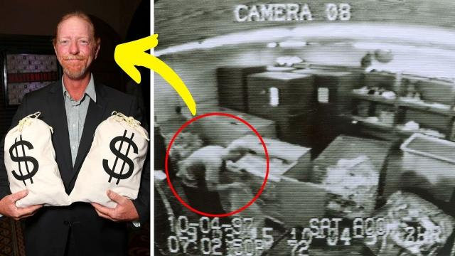 One Man Managed to Rob Over $17 Million in Cash and Walked Away Without a Penny