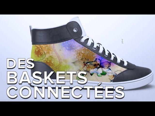 Shiftwear, des chaussures qui changent de design selon vôtre humeur