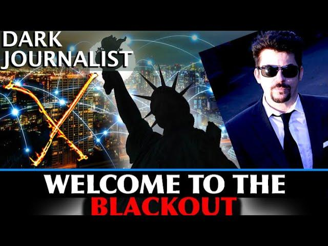 Dark Journalist X-84: Blackouts And Bunkers! COG Deep State Plan For Crisis Takeover!