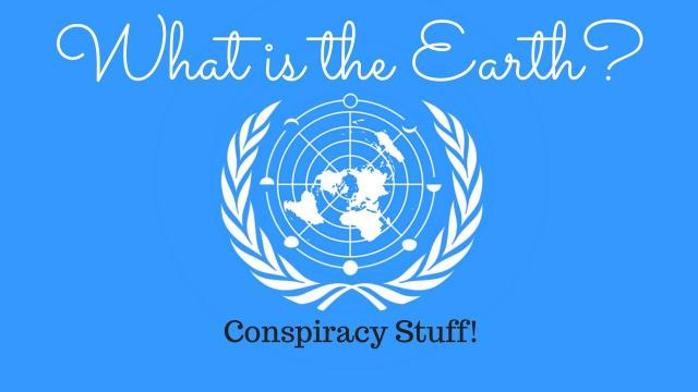 Would a 'Flat Earth' confirmed blow your mind?: Conspiracy