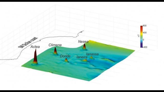 SIX NEW* VOLCANOES found off the Coast of Italy hiding in plain sight.