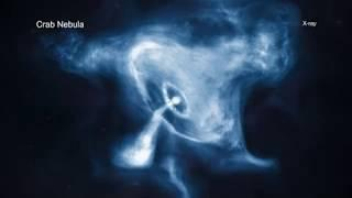 Crab Nebula Powered by a Pulsar - Quick Facts
