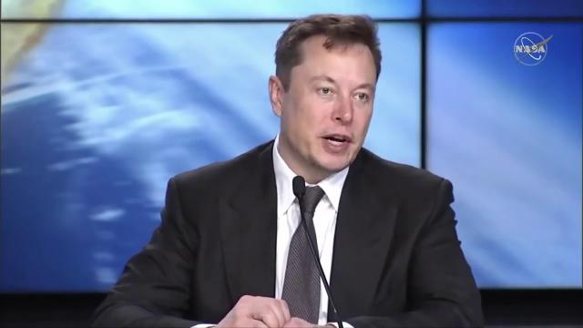 Could Crew Dragon land on SpaceX boat's net? Elon Musk Explains