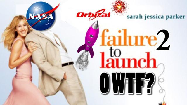 NASA gets mad at Orbital & Human Space exploration takes another step back.