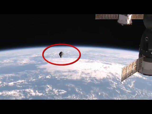 New NASA Footage Show Mysterious Object In Space 2020