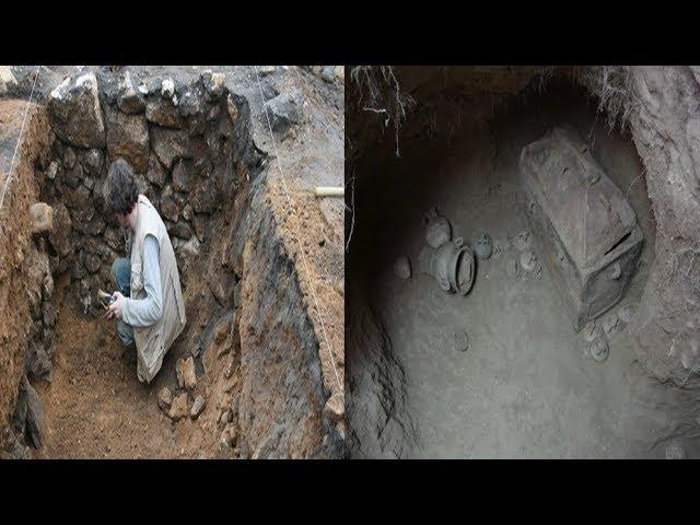 Archaeological Treasures Found During Metro Construction
