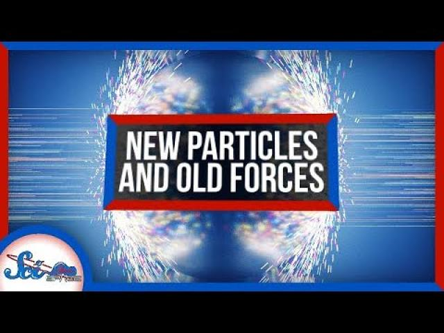We Found Evidence of a Brand-New Particle | Space News