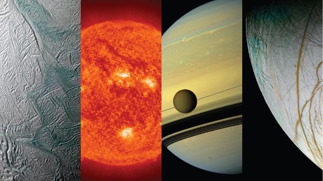 NASA 360 Talks: Our Fascinating Solar System