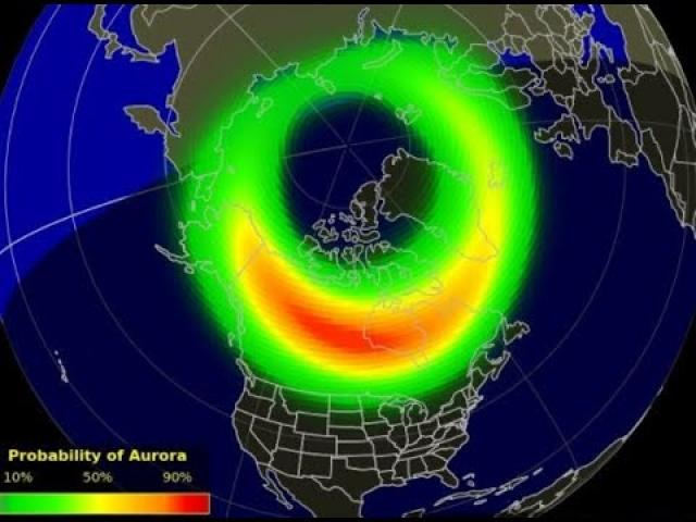 G2 Geomagnetic Storm & Nasty Flood & Severe Weather situation possible from Texas to Kentucky