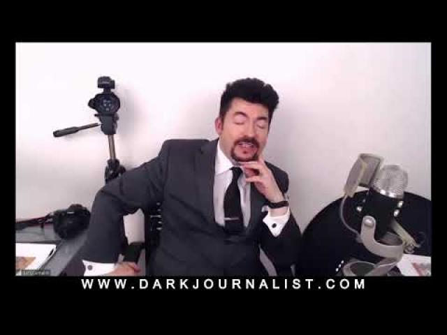 DARK JOURNALIST X-SERIES 62: ALICE THE MYSTERY SCHOOL MIRROR INITIATE! GIGI YOUNG