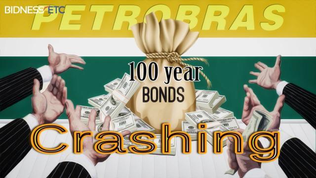 WTF? the 100 year Bond market is crashing.