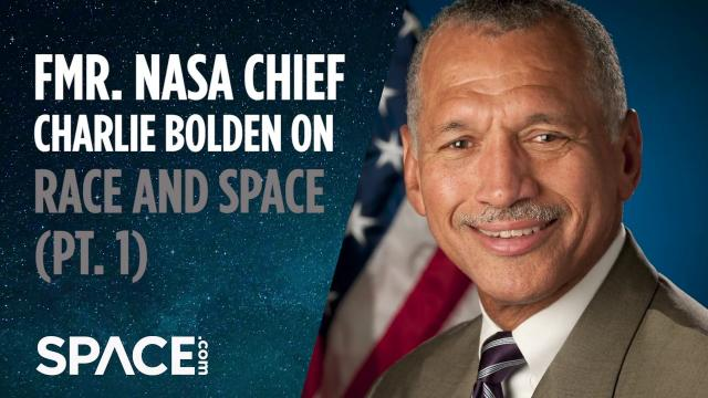 Fmr. NASA chief Charlie Bolden on race and space (part 1)