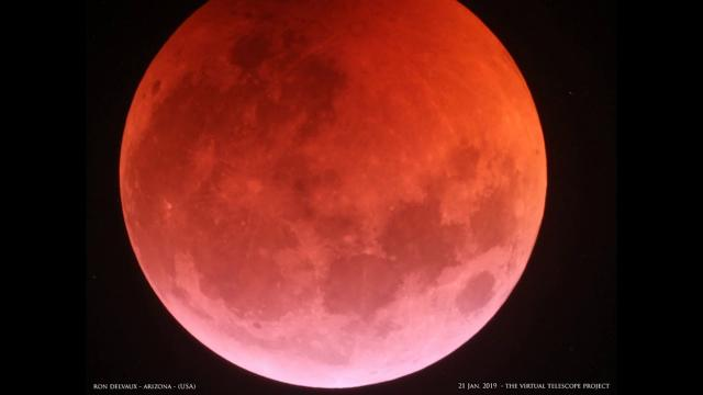 See Amazing Super Blood Wolf Moon Pics from All Over US