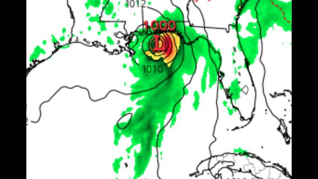 Are you ready for an Early July TS/Hurricane? part 3. Florida Mississippi Alabama Texas Louisiana