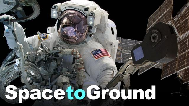 Space to Ground: Stepping Out: 03/22/2019