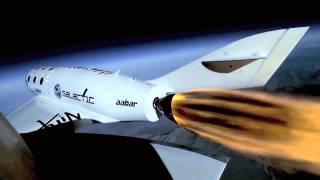 Virgin Galactic Promos Sub-Orbital SpaceShipTwo Flights   Video