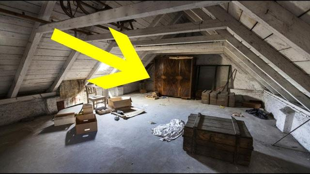 A Man Discovers Ancient Secret While Doing Home Renovations