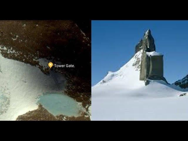 Antarctica: Another Strange Structure Spotted in Queen Maud Land by Google Earth