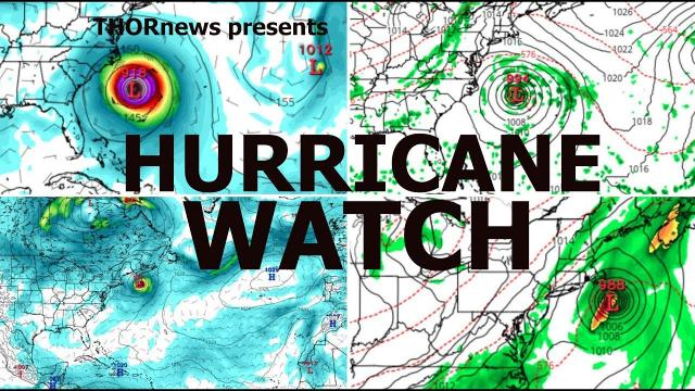Peak Hurricane Season Watch! It's about to get Interesting*!