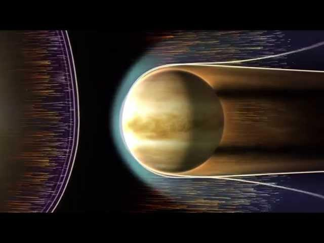 Strange Holes In Venus' Atmosphere Investigated | Video