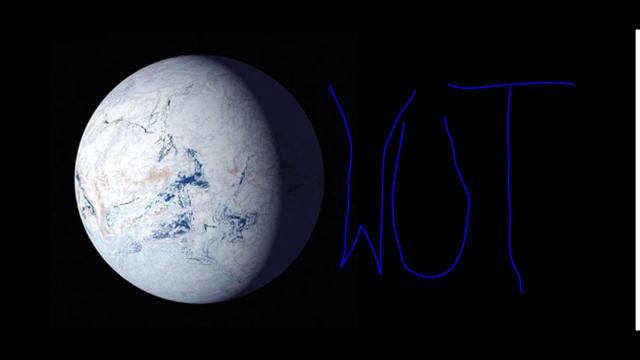 Snowball planets might have living Aliens + Volcanoes & Changing Climate