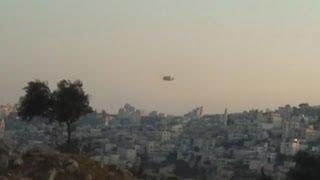 UFO Sightings Seven More Days UFO Countdown! Super Fast UFOs Zoom Over Holy Land! 12/14/12