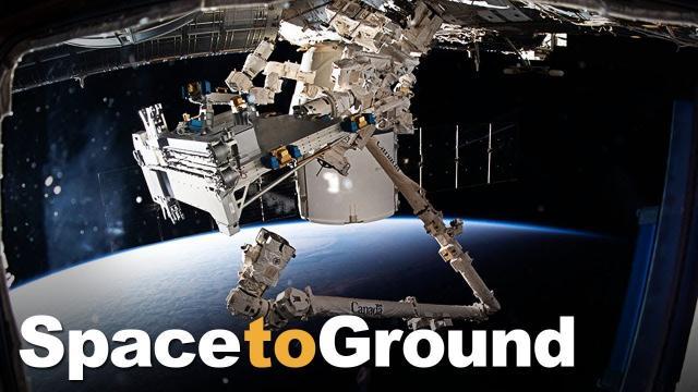 Space to Ground: Bartolomeo: 04/03/2020