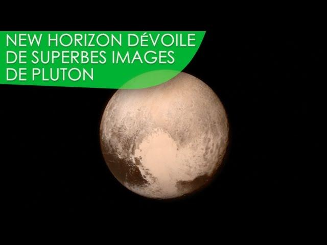 Pluton : plus légère et plus grande que prévu