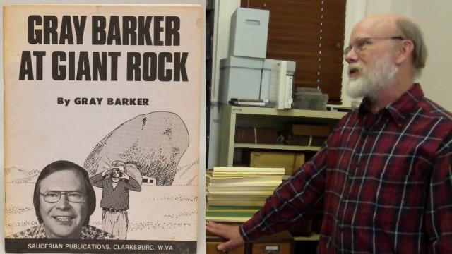 UFO Road Trip #1 - The Gray Barker Archive...