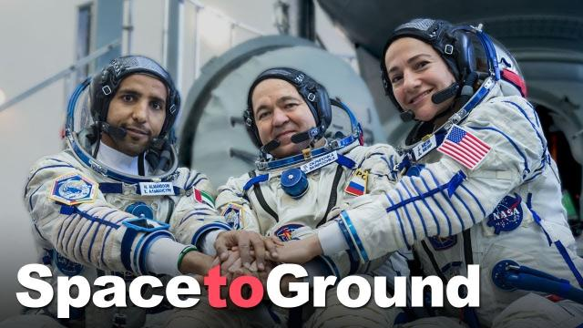 Space to Ground: Counting Down: 09/13/2019