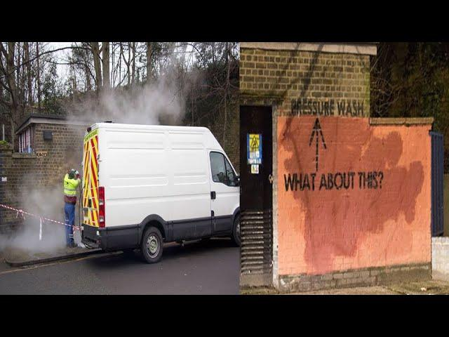 Street Artist's Year Long 'Experiment' With The Authorities Ends Hilariously
