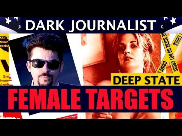 Dark Journalist X-104: Deep State Female Targets: The Assassination of Vicki Morgan!
