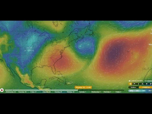 When will the 1st Hurricane arrive? USA Flood trouble May 3rd & BIG SOUTH AMERICA FLOODING
