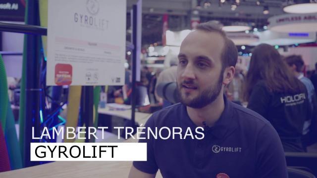 Gyrolift à Viva Technology 2019 | FUTURA