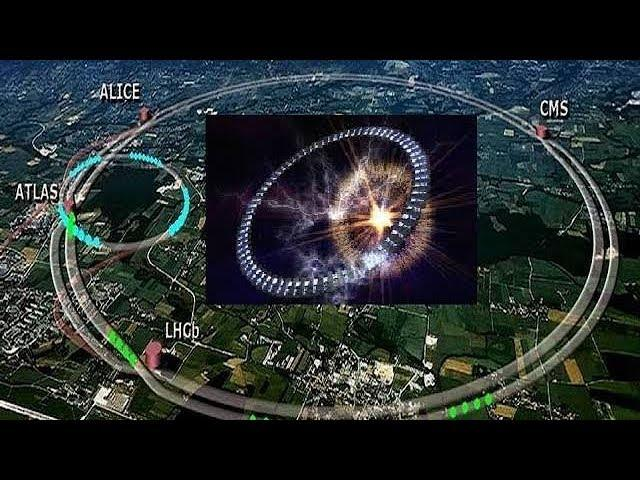 CERN Stargate's Higgs Boson Discovery Could Be Tied With 'PORTAL TO THE DARK WORLD'