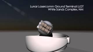 Probe Laser Beams Broadband From Lunar Orbit | Video