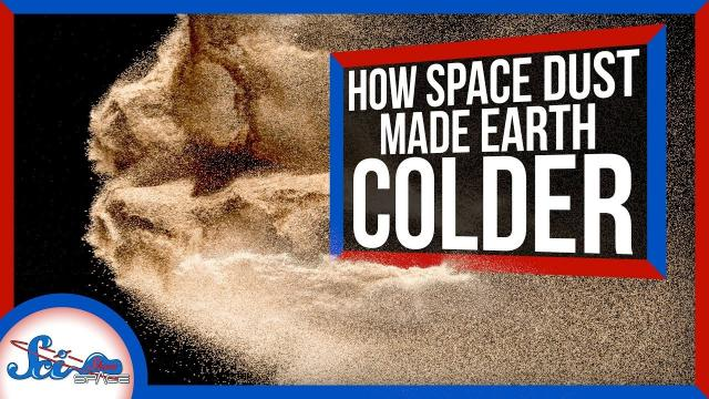 Did This Ancient Asteroid Cause an Ice Age? | SciShow News
