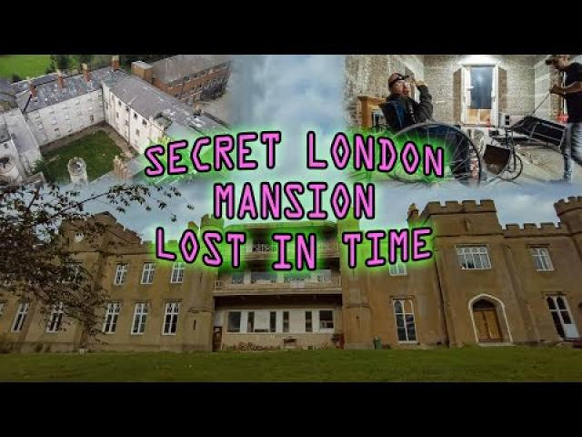 RIGHT UNDER PEOPLES NOSES London Hidden Mansion