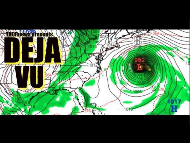 Hurricane Season is NOT over. Part 3 - Zombie Flo & Hot Caribbean