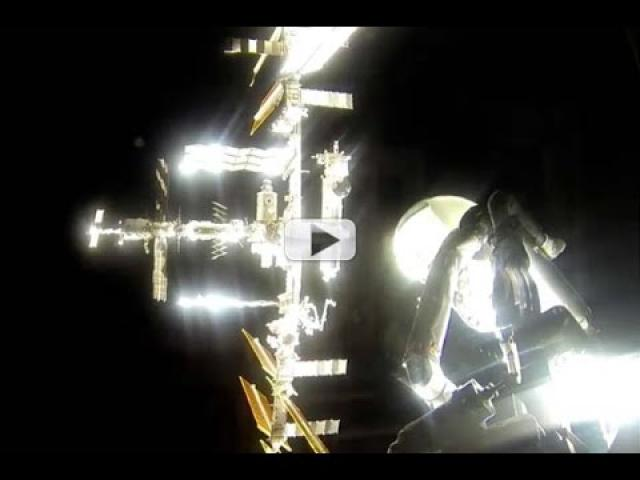 How To Mate With A Space Station | 'Soyuz Cam' Video